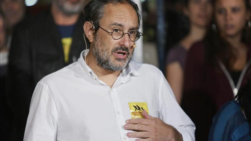"""Baños (CUP), triste por el papel de Podemos: """"El paracaidismo étnico no mola"""""""