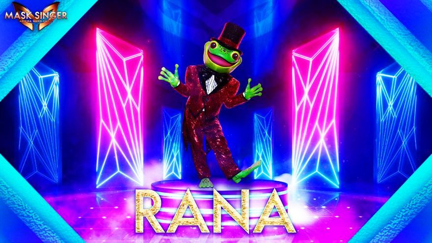 Rana, doceava máscara de 'Mask Singer'