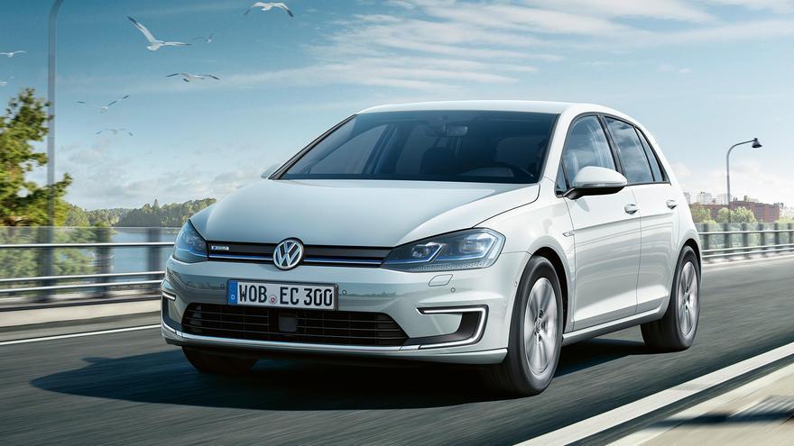 Nuevo Volkswagen e-Golf.