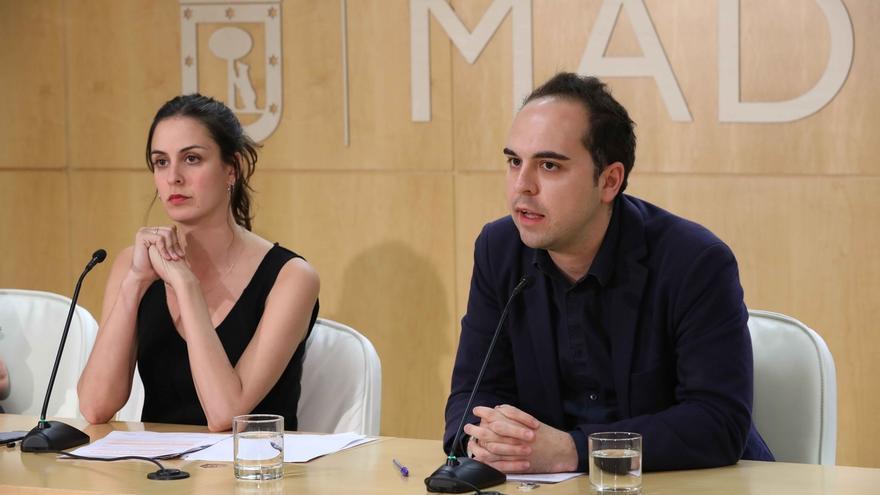 Rita Maestre, Calvo, Castaño, Esther Gómez y Lahoz se inscriben en las primarias de Podemos Madrid