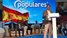 Moreno, Díaz y Marín abren campaña en Sevilla y Maíllo en Málaga