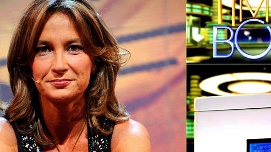 TVE ficha a Patricia Gaztañaga para presentar el reality 'Cuestión de tiempo' en La 1