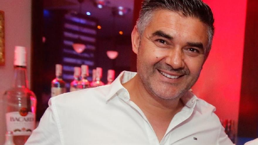 Carlos Machín, el herreño asesinado a tiros este martes en La Laguna