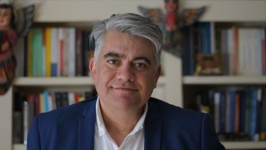 Rubén Garrido-Yserte, profesor de la UAH