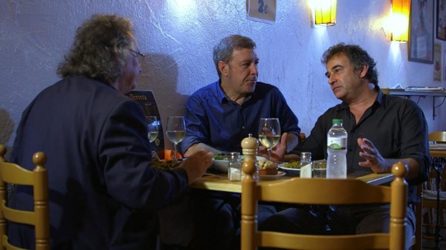 Fotograma del documental sobre la vida del cantant alcoià Ovidi Montllor