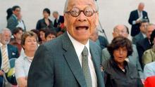 Muere a los 102 años el arquitecto I.M. Pei, creador de la pirámide del Louvre