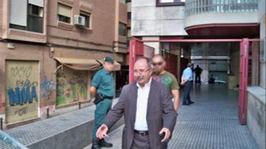 Concejal de urbanismo, Fernando Berberena