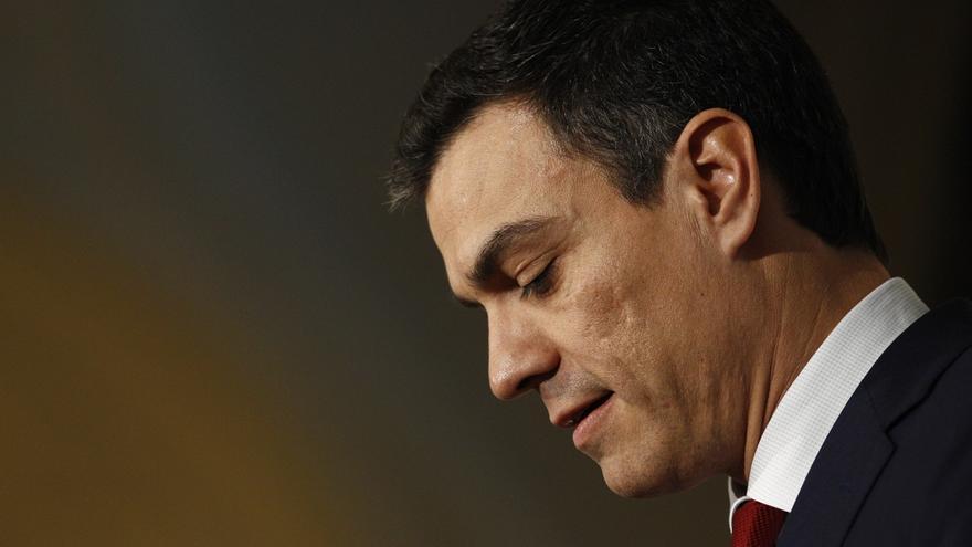 """Sánchez se pregunta """"a qué cafeterías"""" van Rajoy y sus ministros para hablar del fin de la crisis"""