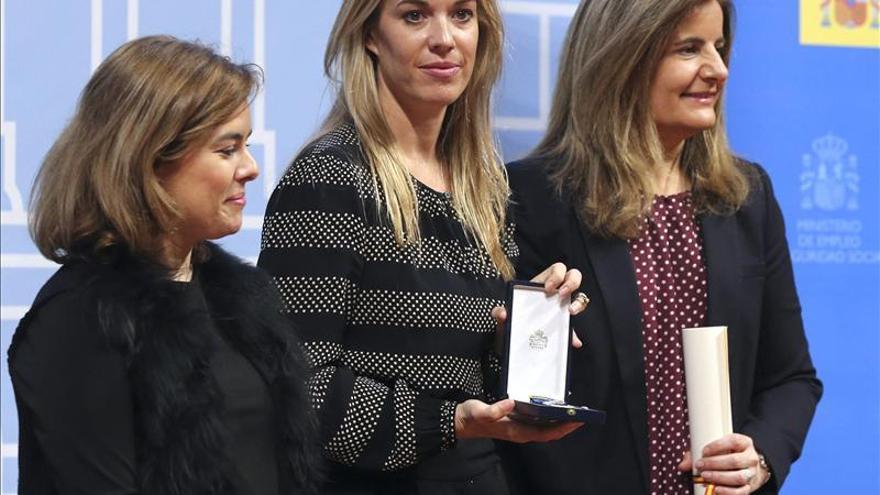 El Gobierno destaca la ejemplaridad de los 14 premiados con las medallas al Mérito en el Trabajo