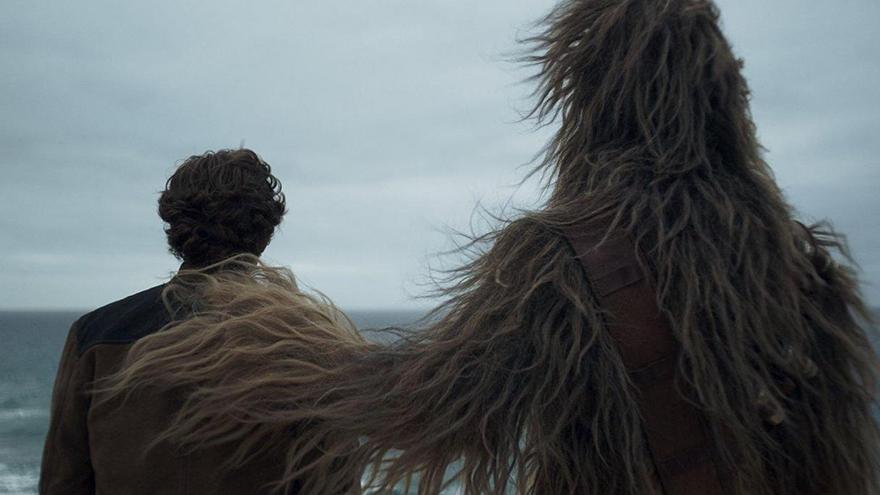 Han y Chewbacca se conocerán en 'Han Solo: una historia de Star Wars'