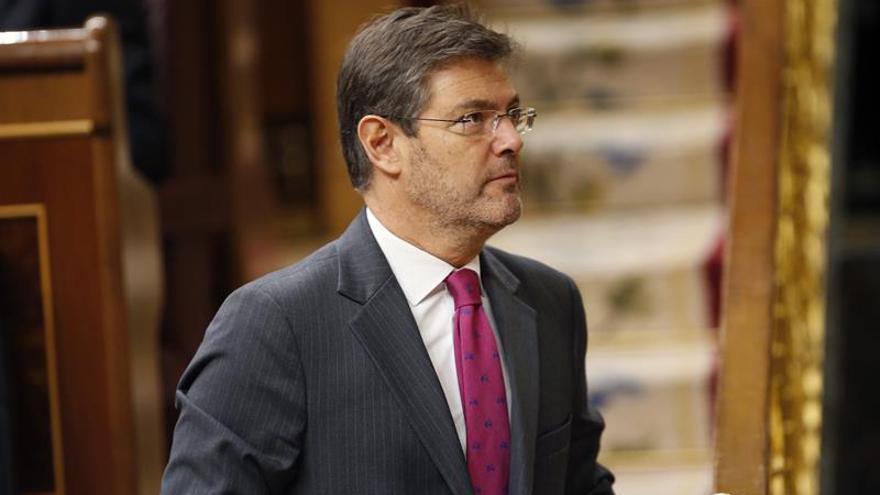 Catalá defiende la emisión de la serie de Serrano Suñer en un canal privado