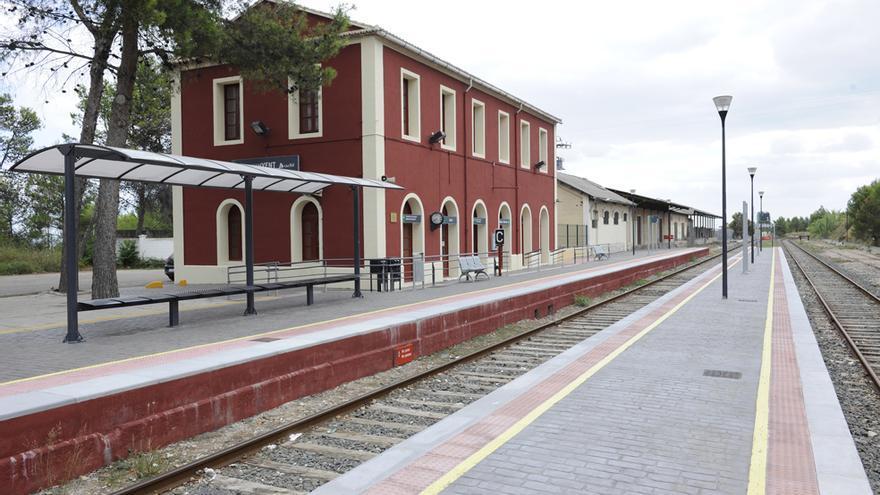 Adif adjudica la redacción del proyecto de renovación de vía del tren entre Xàtiva y Ontinyent