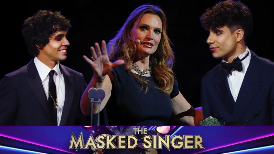 Los Javis y Ainhoa Arteta, jueces de 'The Masked Singer'