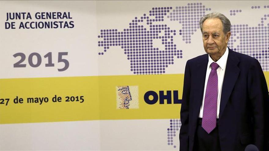 OHL eleva la garantía de un crédito con más títulos sobre OHL México