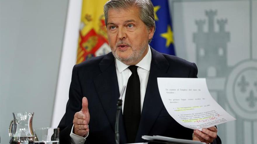 El Gobierno subraya que el 21D debe servir para dar estabilidad a Cataluña