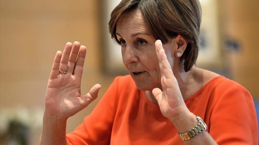 Gorostiaga (PSOE):Lo lógico es que Podemos esté más en el centro de hemiciclo
