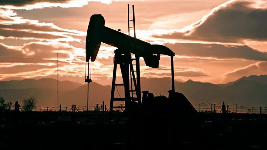 Pozo para la extracción de gas mediante fracking.   EQUO