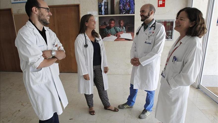 """Los médicos de Pajares aseguran que """"se luchó hasta el fin, pero el desenlace era esperable"""""""