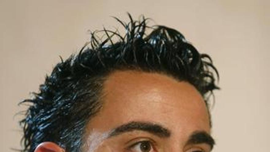 """Xavi: """"La lesión de Iniesta no es importante"""""""