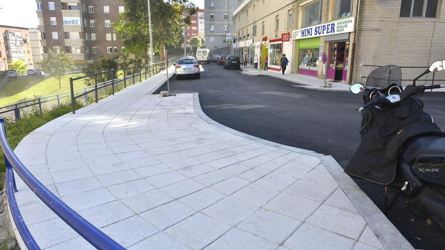 Las obras de renovación urbana del Grupo Benidorm finalizan este jueves