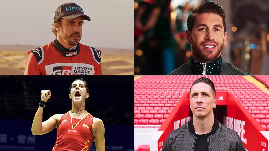 El 'boom' de los documentales sobre deportistas españoles