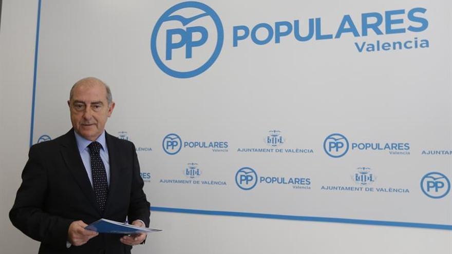 El PP suspende de militancia a concejales y asesores del Ayuntamiento de Valencia