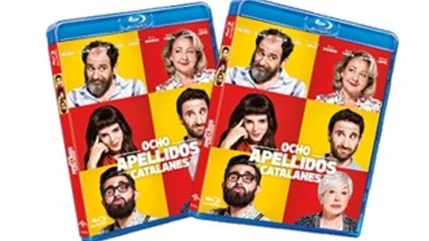 ¡Regalamos el Blu-ray de 'Ocho Apellidos Catalanes' y fotos firmadas por los protagonistas!