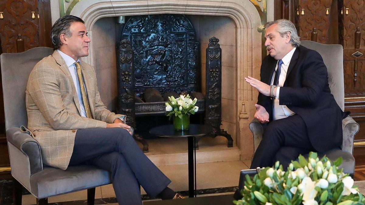 El Presidente recibió a Rafecas en diciembre de 2019 y envió su pliego en marzo de 2020.
