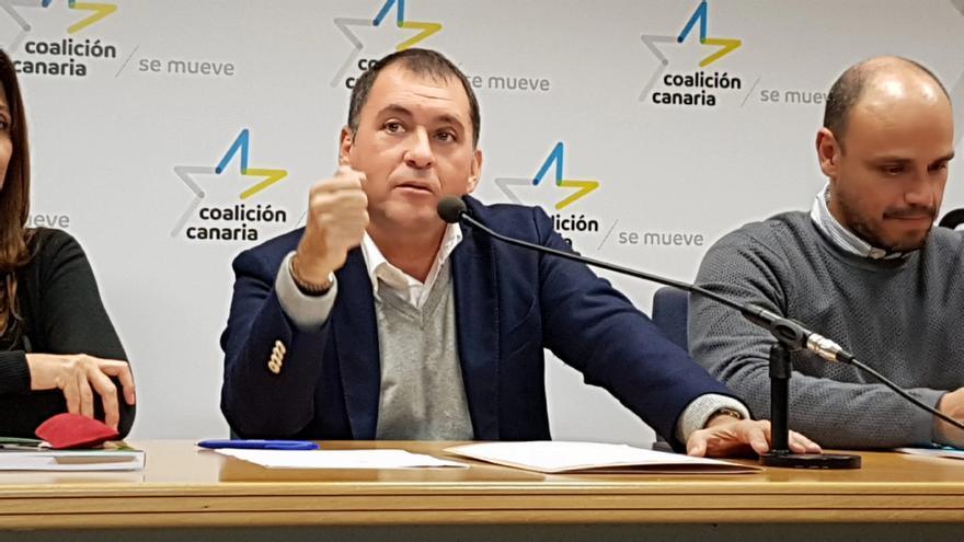José Manuel Bermúdez, en la asamblea celebrada este miércoles