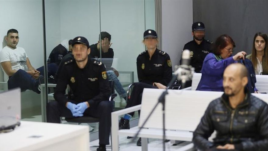 Acusados de la célula yihadista del Príncipe de Ceuta proclaman su inocencia
