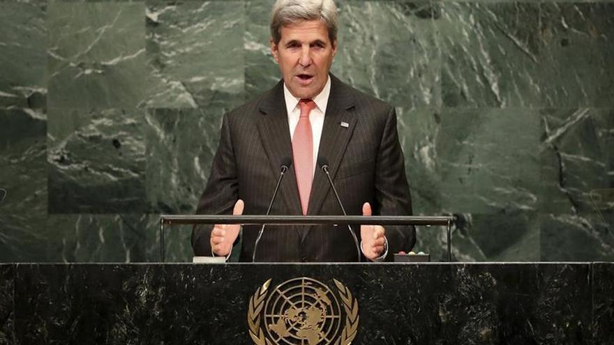 Kerry se reunirá este sábado con sus homólogos europeos
