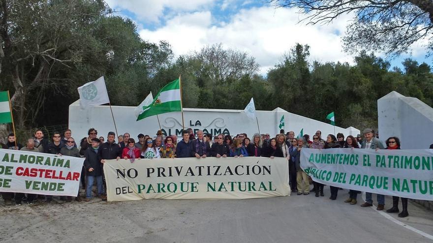 Ecologistas pedirán a la Junta que declare la Finca de la Almoraima como monte de dominio público