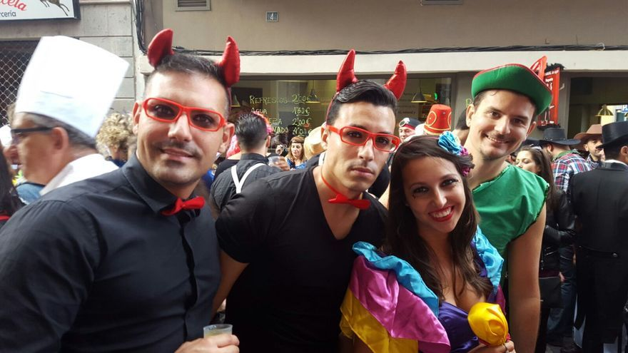 Carnaval Tradicional de Vegueta.