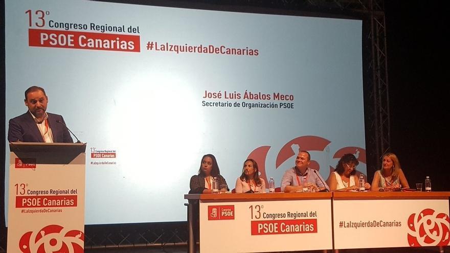 """Ábalos (PSOE) dice que el PSC es el único """"dique institucional"""" de respeto a la ley y la democracia en Cataluña"""
