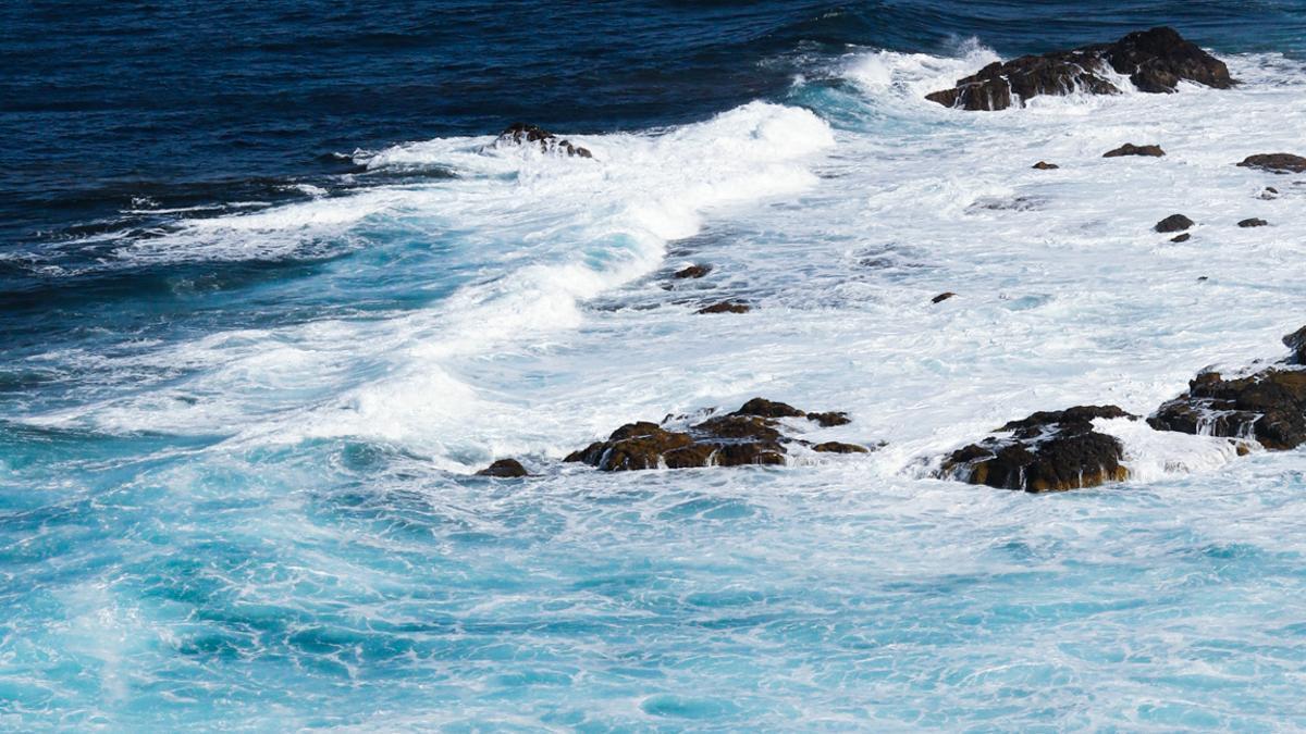 Finaliza la alerta por vientos. Costa de Tenerife. (ANDREA DOMÍNGUEZ)