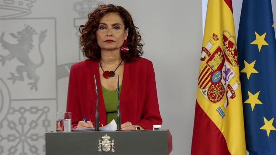 España prevé que el PIB caiga un 9,2 % y el paro suba al 19 % en 2020