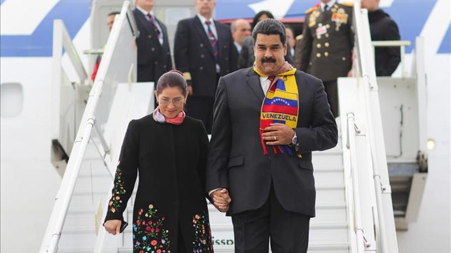 """Maduro acusa a Estados Unidos de someter a Venezuela a un """"acoso permanente"""""""
