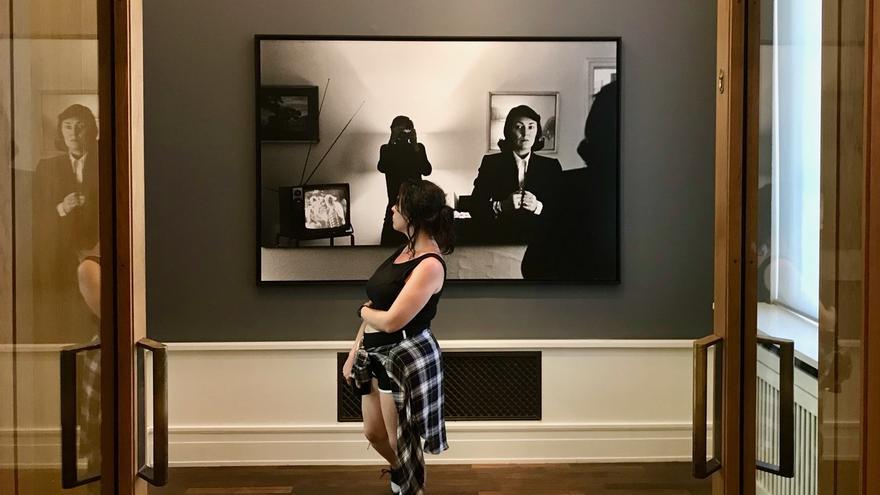 Exposición Helmut Newton