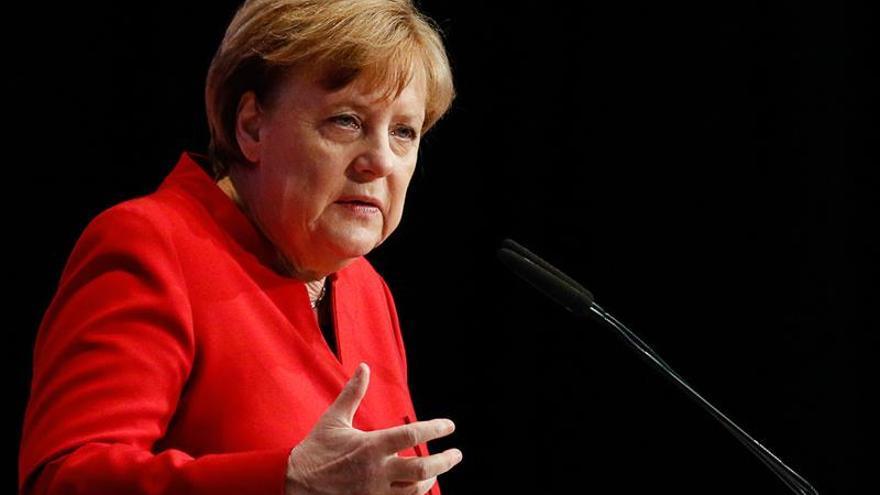 Merkel y Schulz mantendrán un único duelo televisado de cara a las elecciones