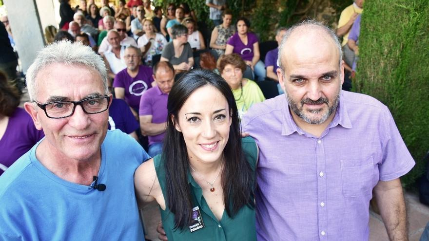 """Isabel Franco abre campaña de primarias llamando """"a la ilusión"""" y a """"recuperar la democracia"""" de Podemos Andalucía"""
