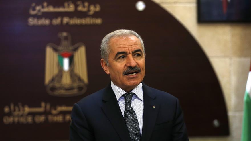 """El primer ministro palestino dice que el fin de Netanyahu acaba con el """"peor periodo"""" del conflicto"""