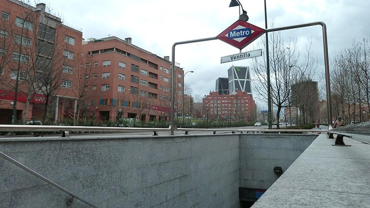 Estación de Ventilla
