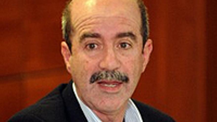 Santiago Pérez, concejal en La Laguna.