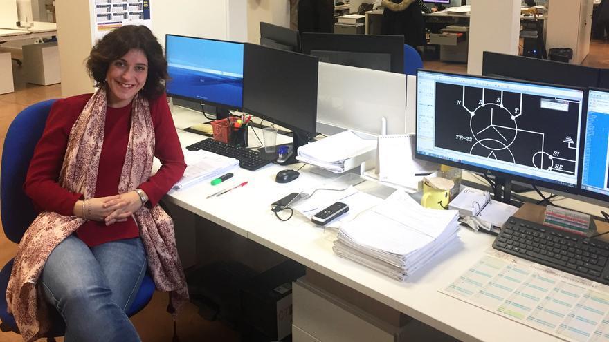 Cristina Maroto, CT Ingenieros Puertollano