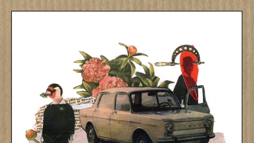 Portada de 'La Vieja', de Federico de Arce / Foto: Descrito Ediciones