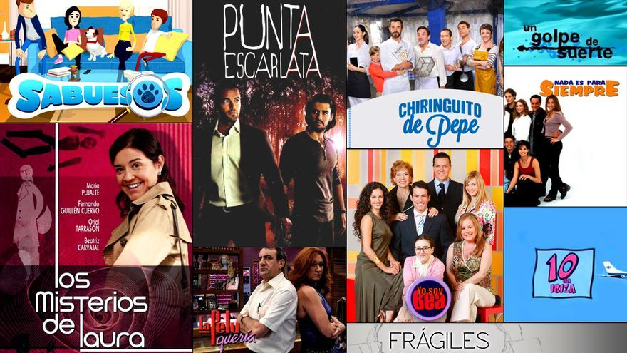 De Sabuesos a Paraíso: ¿quién dijo que las series españolas no son para el verano?