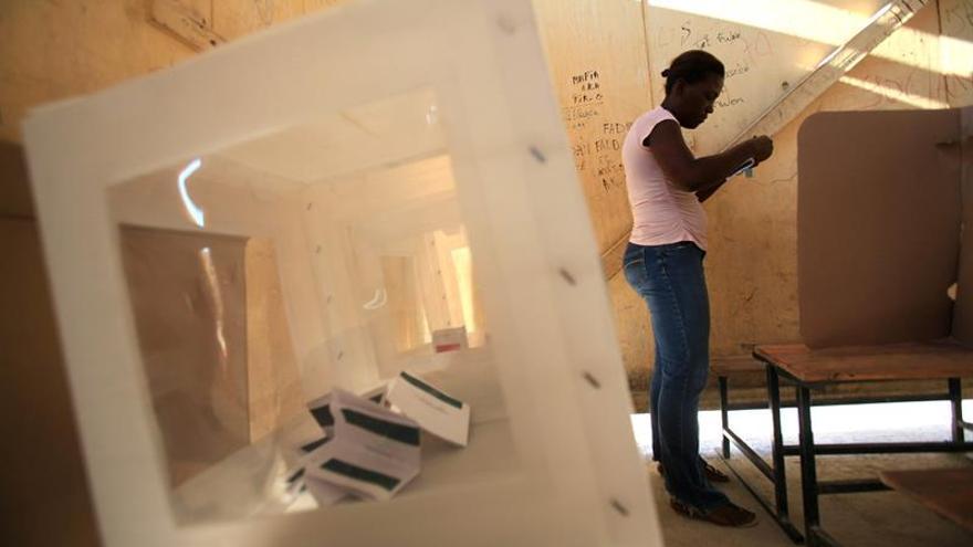 La Comisión de Verificación de las elecciones en Haití propone anular los comicios