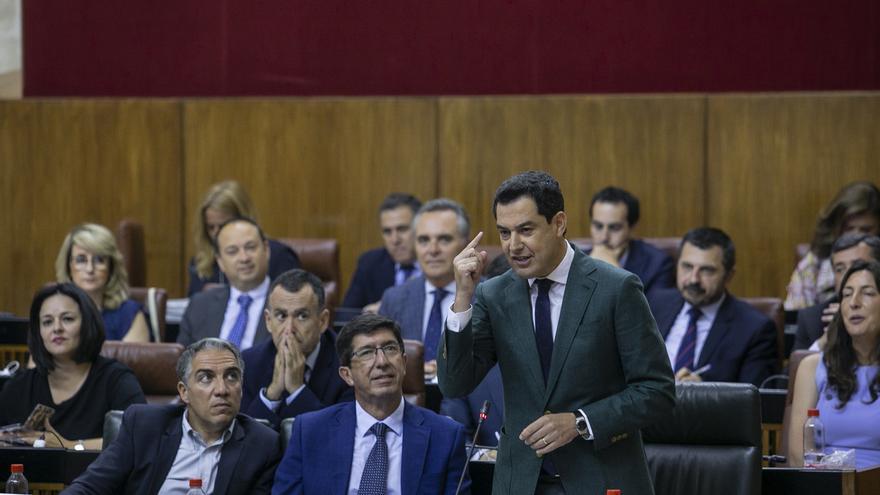 PP-A ganaría las autonómicas con 3,9 puntos sobre el PSOE-A, según el primer Barómetro andaluz de Opinión Pública