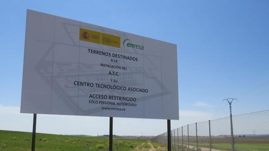 ATC en Villar de Cañas