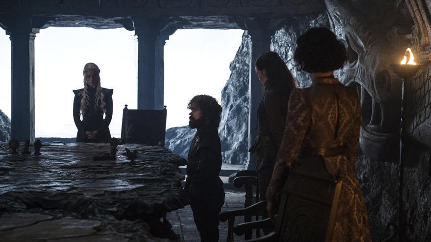 Las alianzas de Daenerys reunidas en Rocadragón